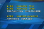 2014世界杯预选赛赛程