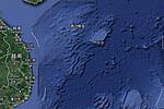 南熏礁地图