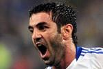 世界杯希腊头号球星卡拉贡尼斯
