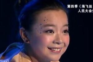 中国达人秀第四季冠军王君如
