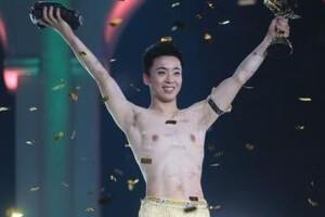 中国达人秀第五季冠军尹中华