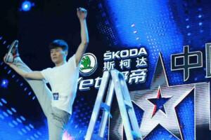 中国达人秀第五季第四场