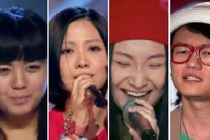 中国好声音第二季歌曲