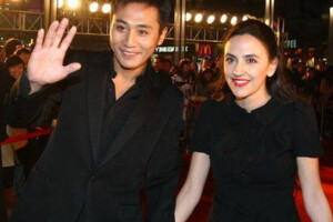 中国达人秀刘烨的老婆
