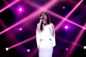 我是歌手第二季第十三期排名