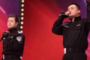 出彩中国人邛崃警察
