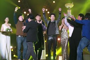 中国音超获奖名单