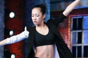 中国好舞蹈刘子玥