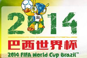 巴西世界杯开幕式20140613