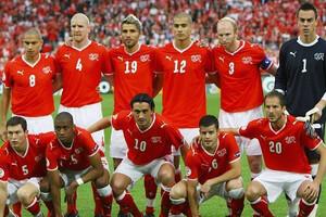 巴西世界杯20140616瑞士vs厄瓜多尔