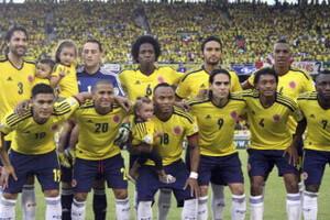 巴西世界杯20140620哥伦比亚vs科特迪瓦