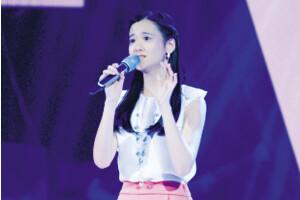 中国好声音陈永馨