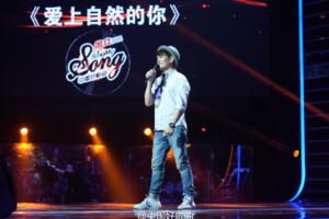中国好歌曲罗文裕
