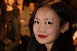 中国超模导师LuciaLiu