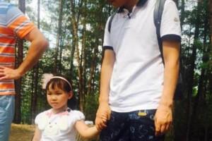王宝强带女儿上爸哪3