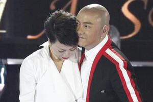 我是演說家劉玉翠和張衛健相見落淚