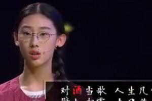 中国诗词大会第二季20170207