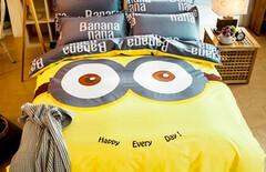 床罩被套四件套卡通图片