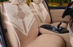 四季通用座垫锐志夏季车垫套图片