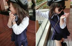 一岁女童春装2016新款图片