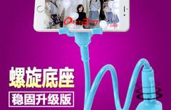 充手机的架子图片