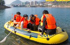 充气船橡皮艇加厚图片
