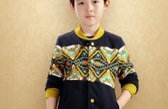 一贝皇城男童春季外套图片
