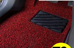 一汽奔腾x80专用脚垫图片