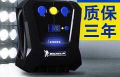 米其林便携式12v车载充气泵图片