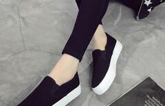 一脚蹬女鞋图片
