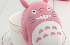 超薄龙猫卡通充电宝图片
