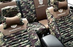 运动版汽车坐垫座椅套图片
