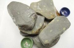 端砚老坑石料图片