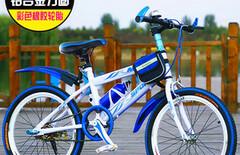 儿童自行车20寸单车男图片