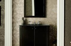 洗手盆台面小户型图片