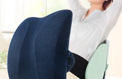 办公室座椅护腰靠垫图片