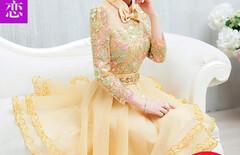 粉色大布娃娃连衣裙图片