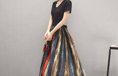 连衣裙长裙仙女裙图片
