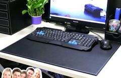 办公桌垫板图片