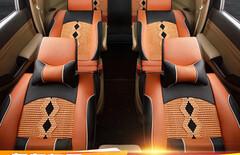 新款夏季座套全包皮革图片