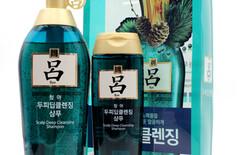 韩国进口绿吕洗发水图片