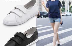 白鞋休闲运动鞋图片
