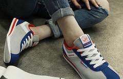 回力男鞋韩版透气运动鞋图片