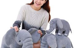 大象毛绒公仔图片