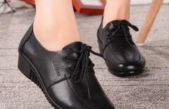 软底小码鞋女图片