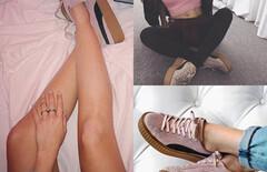刘亦菲同款女鞋图片