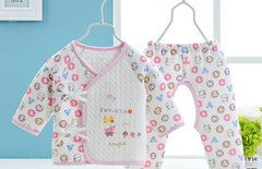 童泰婴儿衣服秋冬套装图片