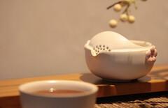 一人茶壶杯图片