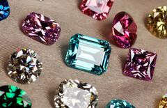 人工钻石图片