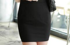 一步裙半身裙夏图片
